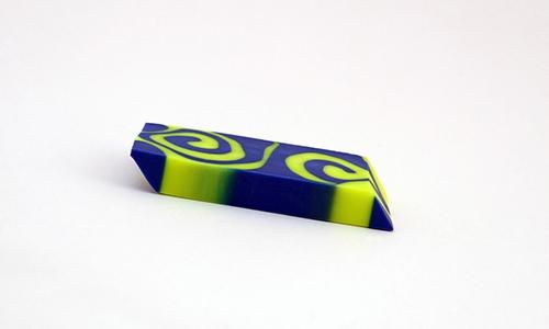 橡胶行业激光雕刻
