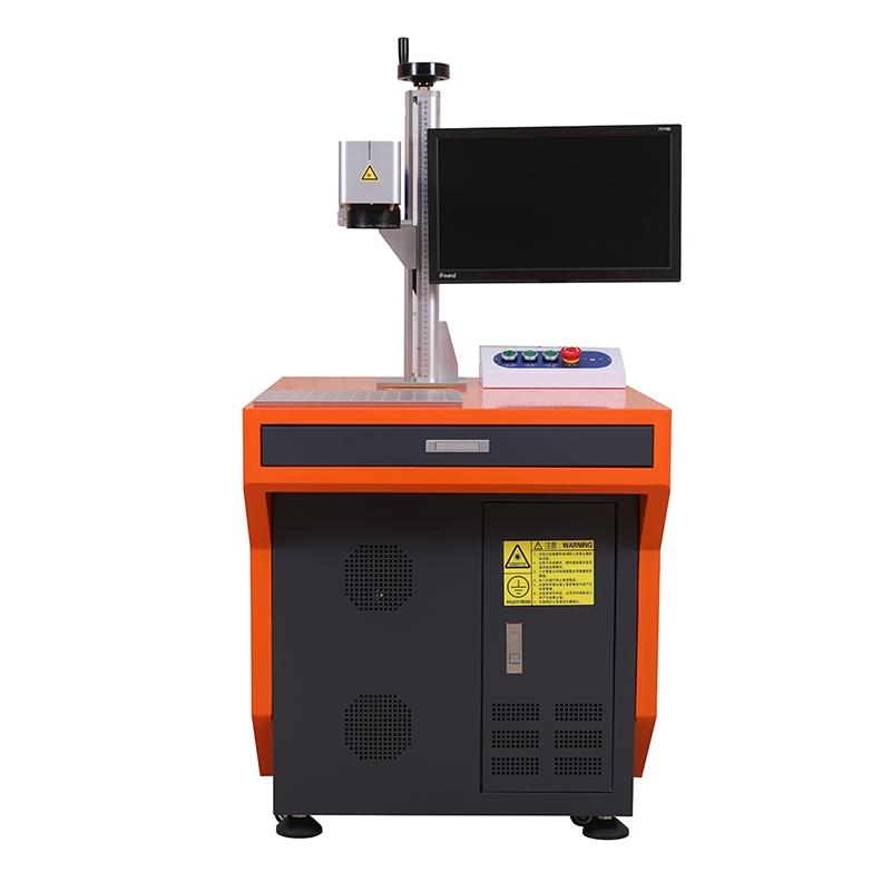 光纤激光打标机的工艺几大特点优势