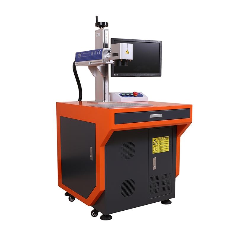 光纤激光打标机广泛应用的原因