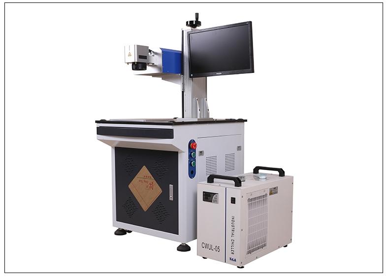丝网印刷与紫外线激光打标机的主要区别