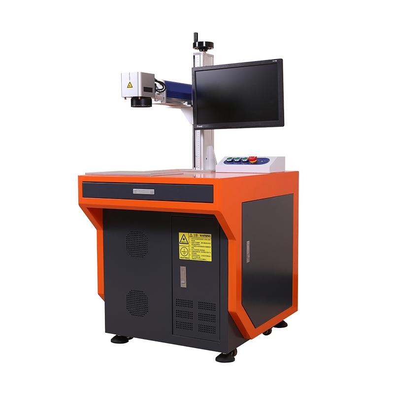 光纤激光打标机为何逐渐取代油墨喷码机?