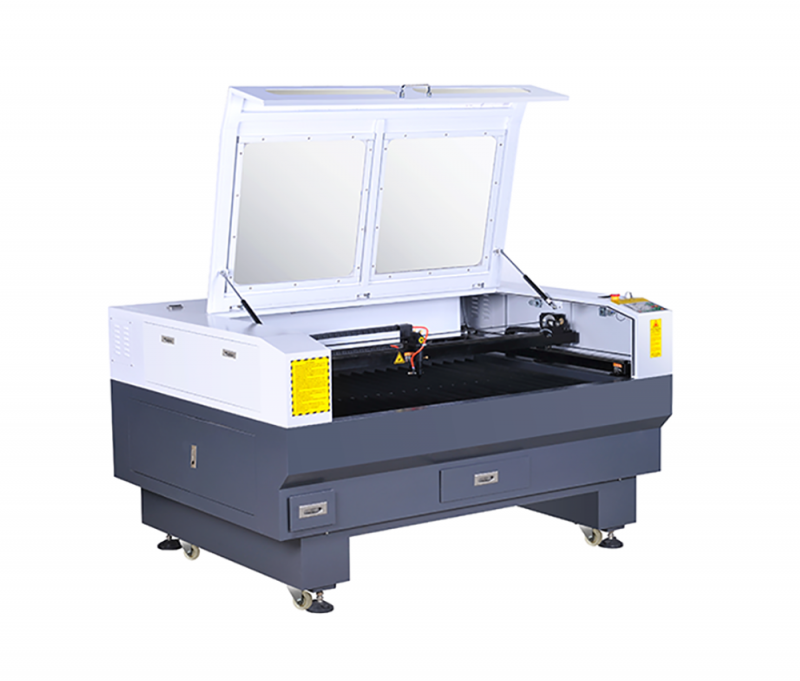 Decorative laser cutting machine for lamps and lanterns